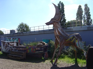 Community Garden Sculpture