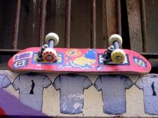 Sunfigo skateboard
