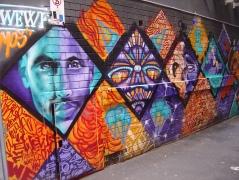 Various Artists, Flinders Court, Melbourne