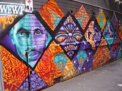 Various Artists, Flinders Court, Melbourne
