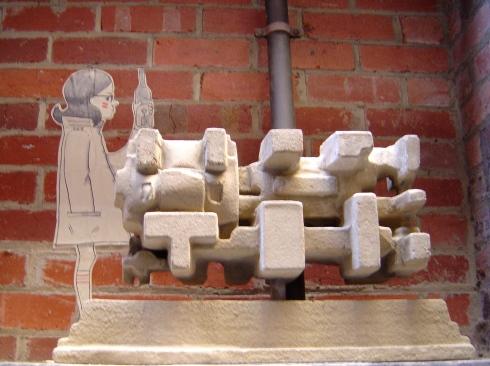 sandor-matos-concrete-form-with-paste-up-2009