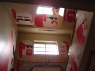 Aeon stairwell