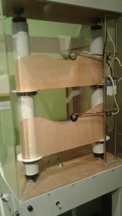 Grainger designed electronic music machine the Kangaroo Pouch
