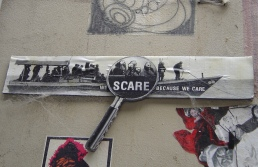 Phoenix, We SCARE because we care
