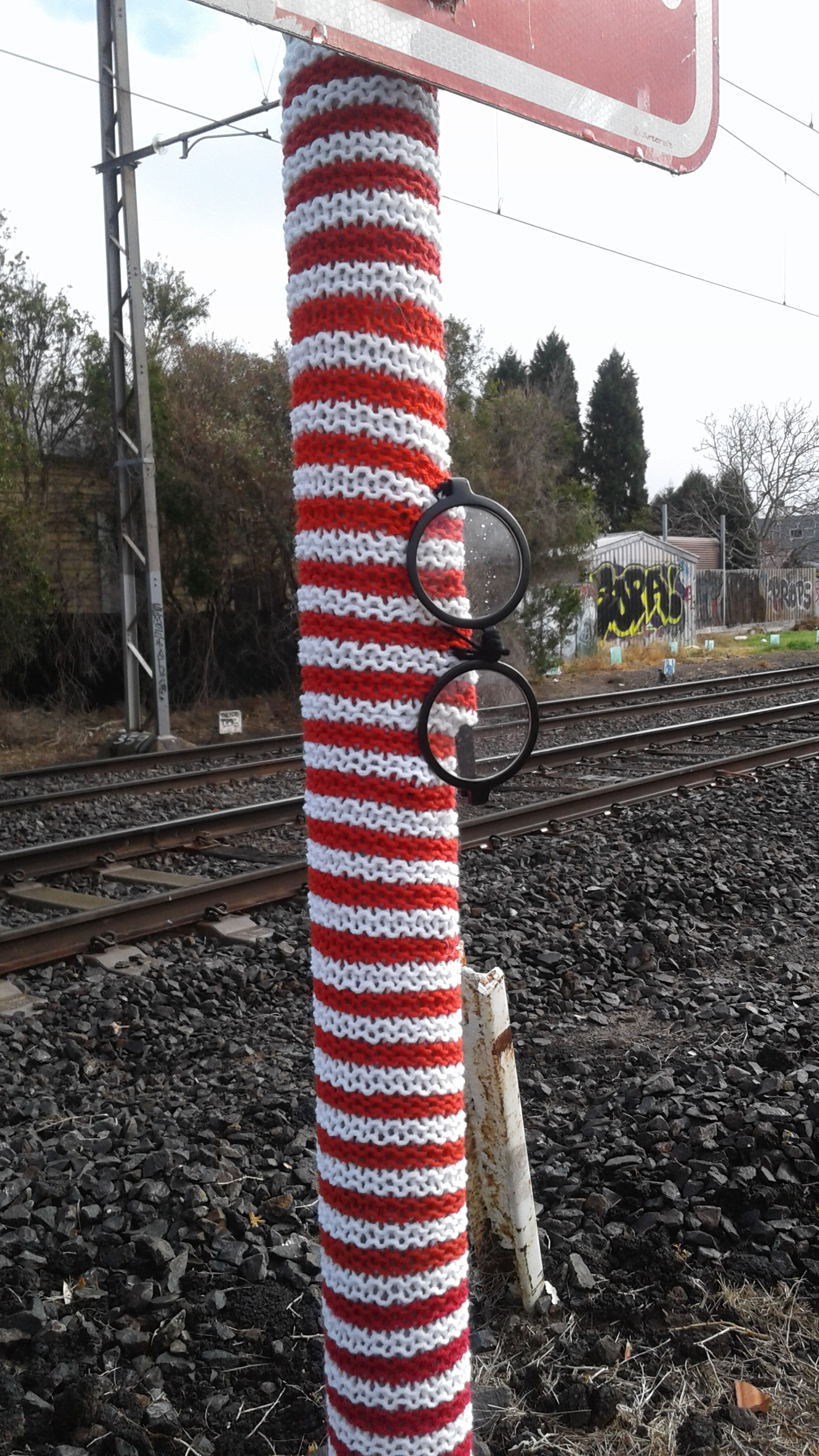 Yarn corner