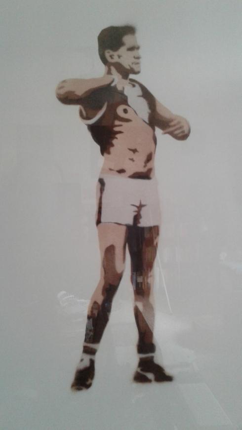HaHa, Nicky Winmar, 2009